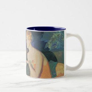 婚約 ツートーンマグカップ