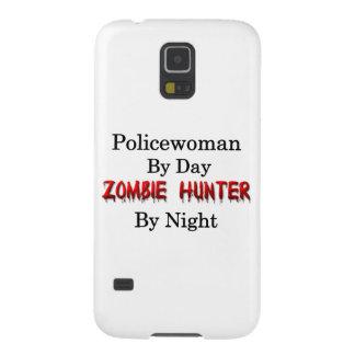 婦人警官またはゾンビのハンター GALAXY S5 ケース