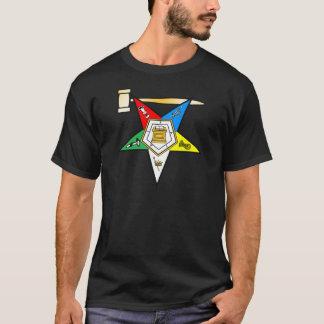 婦人項目を過ぎた東の星 Tシャツ