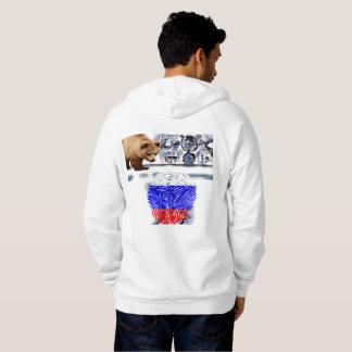媒体の会合-ロシア パーカ