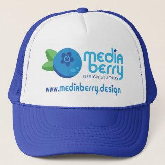 媒体の果実のトラック運転手の帽子 キャップ