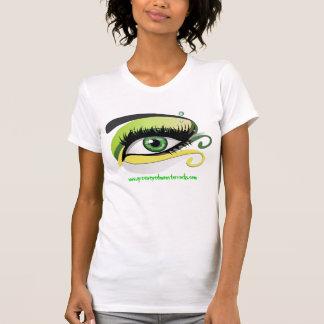 嫉妬の女性タンク Tシャツ