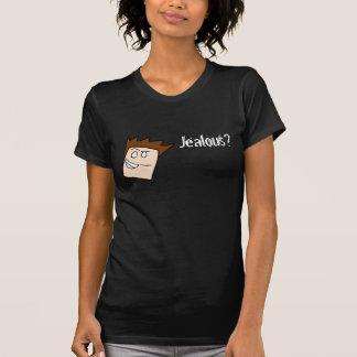 嫉妬深いか。 Shirt女性の Tシャツ