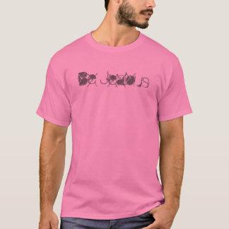 嫉妬深いがあって下さい Tシャツ