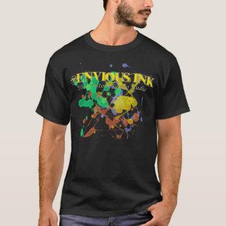 嫉妬深いインク Tシャツ