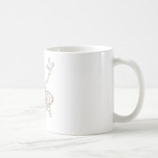 嬉しいシロアリ コーヒーマグカップ