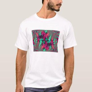 嬉しいフラクタルのTシャツ Tシャツ