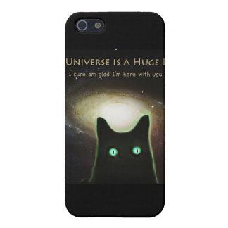 嬉しい巨大な宇宙~私はあなたとここにいます iPhone 5 CASE
