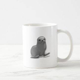 子どものアシカ コーヒーマグカップ
