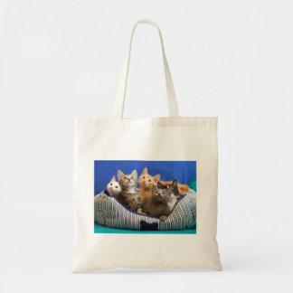 子ネコのあなたのバッグ トートバッグ