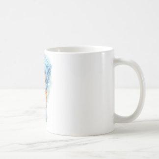 子ネコのしぶき コーヒーマグカップ