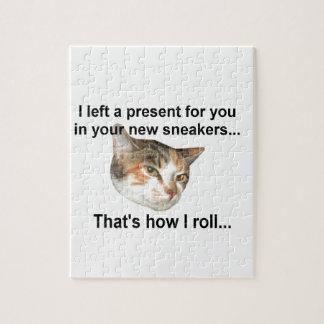 子ネコのギフト ジグソーパズル