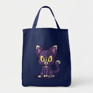 子ネコのバッグ トートバッグ