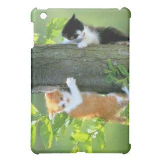 子ネコの例 iPad MINI カバー