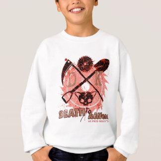 子ネコへの死より多くの血の版 スウェットシャツ