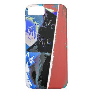 子ネコ iPhone 7ケース