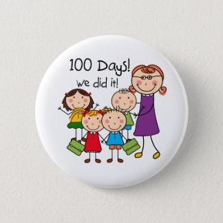 子供およびメスの先生100日 5.7CM 丸型バッジ