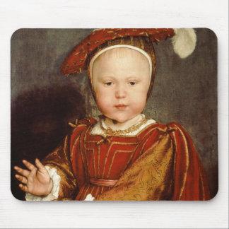 子供としてエドワード六世、c.1538のポートレート マウスパッド