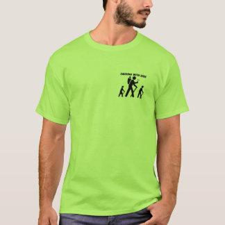 子供との貯蔵 Tシャツ