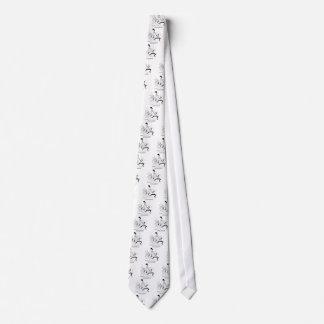 子供にJr.の大工セットを与えないで下さい ネクタイ