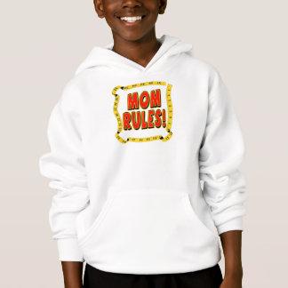 子供のおもしろいなカウボーイの漫画のTシャツ