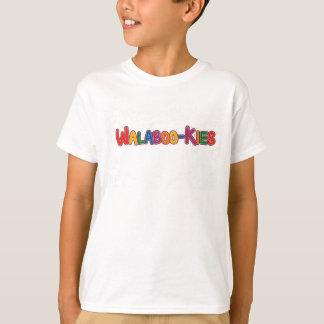 子供のおもしろいのカラフルの衣服 Tシャツ