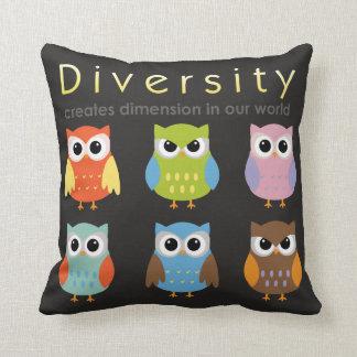 子供のための多様性の装飾用クッション クッション