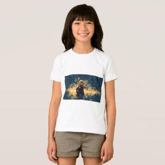 子供のための漫画のTシャツ Tシャツ