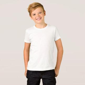 子供のアメリカの服装の罰金のジャージーのTシャツ Tシャツ