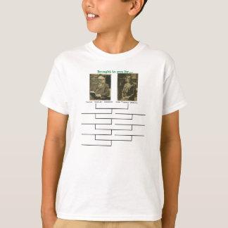 子供のサイズ Tシャツ