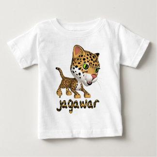 子供のジャガーのTシャツ-子供のスピーチJagawar K ベビーTシャツ
