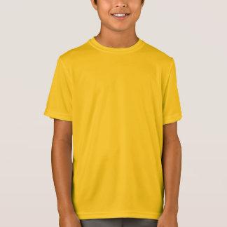 子供のスポーツTekの競争相手のTシャツ Tシャツ
