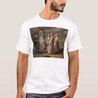 子供のダンス Tシャツ