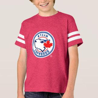 子供のチームカピバラのワイシャツ Tシャツ