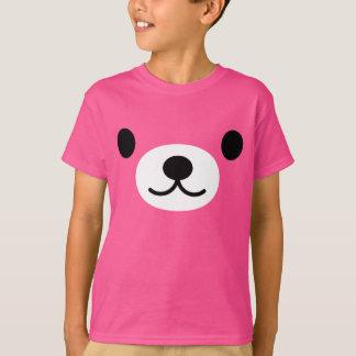 子供のテディー・ベアのTシャツ Tシャツ
