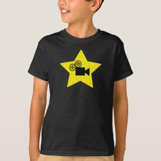 子供のハリウッド・スター基本的なHanes T.Shirt Tシャツ