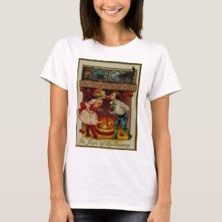子供のハロウィン夜 Tシャツ