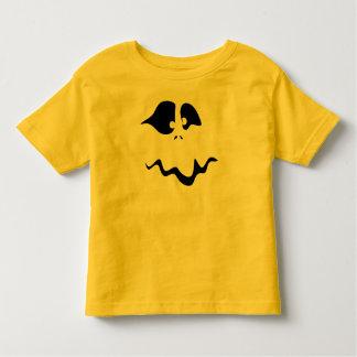 子供のハロウィーンのカボチャのちょうちんのワイシャツ トドラーTシャツ