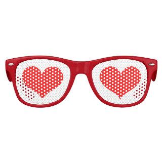 子供のハートのサングラス キッズサングラス