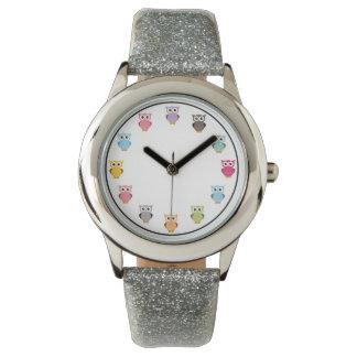 子供のフクロウの腕時計のバージョン2 腕時計