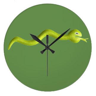 子供のヘビの時計 時計