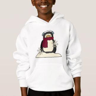 子供のペンギンのTシャツおよびギフト