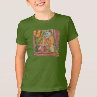 子供のマリーゴールドモンスターのTシャツ Tシャツ