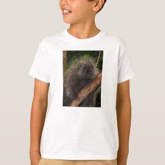 子供のヤマアラシのTシャツ Tシャツ