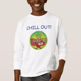 """-子供のワイシャツを""""""""冷やして下さい Tシャツ"""