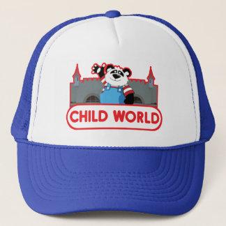 子供の世界の帽子 キャップ
