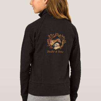 子供の乗馬のスエットシャツ ジャケット