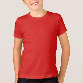 子供の基本的なアメリカの服装のTシャツ Tシャツ