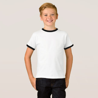 子供の基本的な信号器のTシャツ Tシャツ