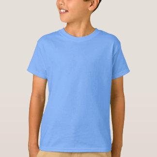 子供の基本的なHanes TaglessのTシャツ30色の選択 Tシャツ